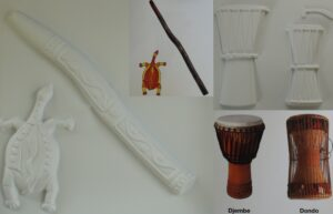 Didgeridoo and drums from World Music pack