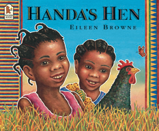 Handas's Hen book cover
