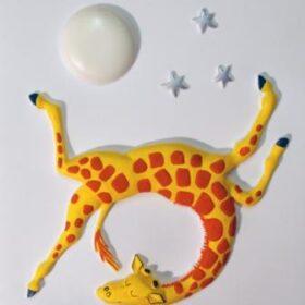 Giraffes Can't Dance tactile