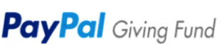 paypal giving fund logo