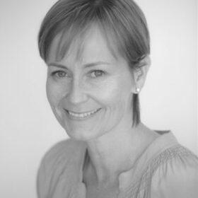 Catriona Macritchie head and shoulders portrait