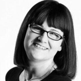Corie Brown head and shoulders portrait