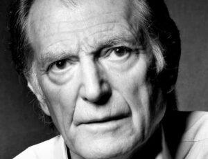 A head and face close up shot of David Bradley.